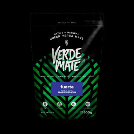 Yerba Mate - VERDE MATE Fuerte  0,5kg