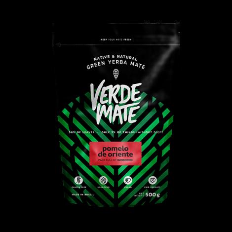 Yerba Mate - VERDE MATE Pomelo de Oriente  0,5kg