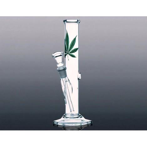 Małe Klasyczne Bongo Szklane - 20 cm (307)