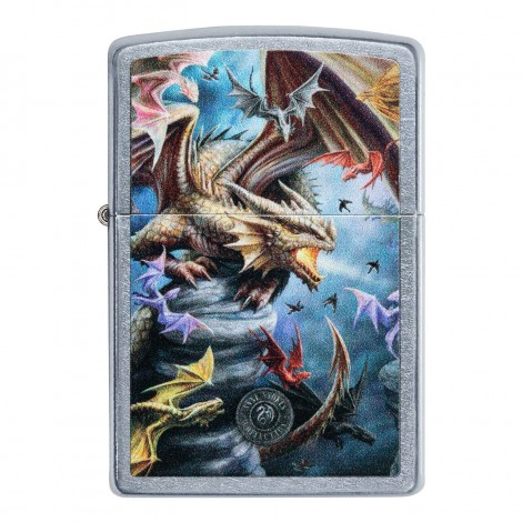 Zapalniczka ZIPPO Anne Stokes COLLECTION DRAGONS