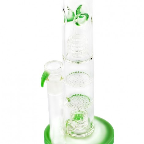 Bongo GG Thug Life - Quatro Percolators Green 36cm