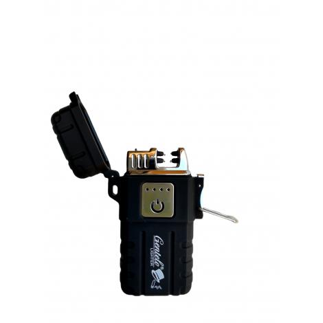 Zapalniczka Plazmowa Gentelo - Bumper Black