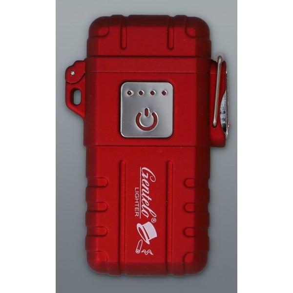 Zapalniczka Plazmowa Gentelo - Bumper Red