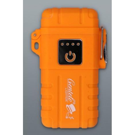 Zapalniczka Plazmowa Gentelo - Bumper Orange