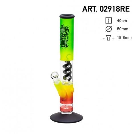 Bongo Neon Spiral Amsterdam - 40cm (02918RE)