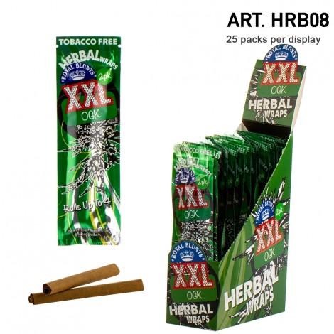 Royal Blunts Herbal Wraps XXL - OGK 2 szt.