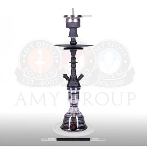 AMY Shisha 109.02 - Mini Hayil Black TRGD 55cm