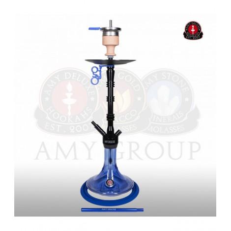 AMY Shisha - Alu Lima Blue (069.01) 80cm