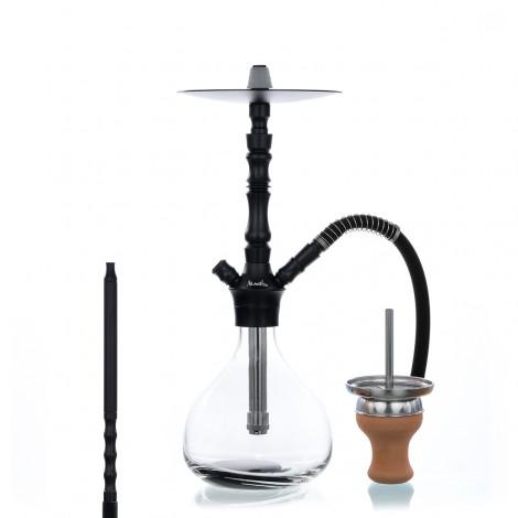 Shisha Aladin ALUX 1 - Black 50cm