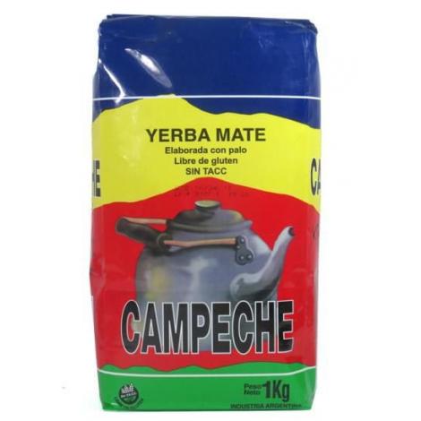 Yerba Mate - Campeche 1kg