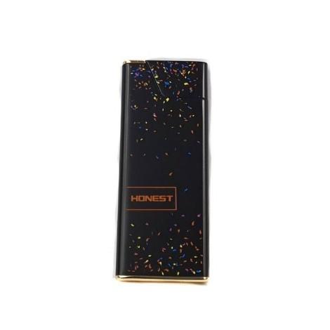 Zapalniczka Elektryczna Honest Confetti - Czarna