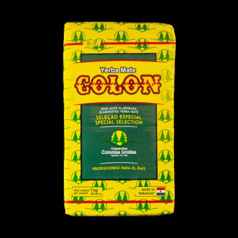 Yerba Mate - Colon Especial Elaborada Premium 1kg