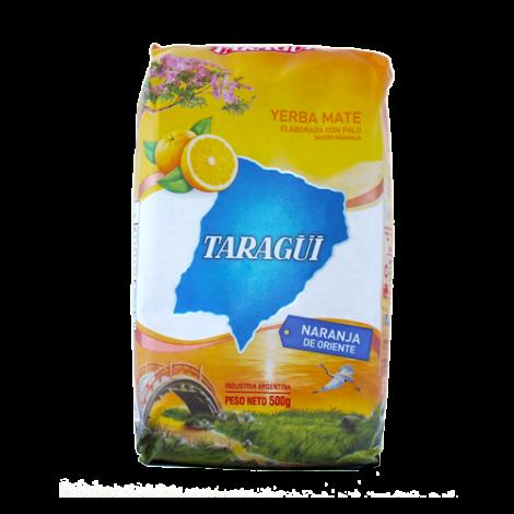 Yerba Mate - Taragui Naranja (Pomarańczowa) 0,5kg