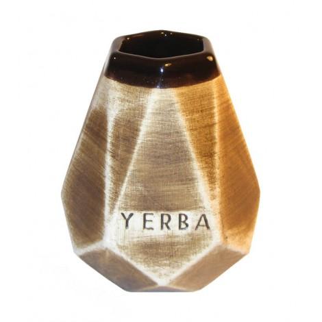 Matero Ceramiczne Diament do Yerba Mate - 250 ml
