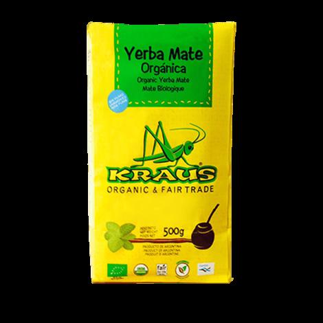 Yerba Mate - Kraus Organica Koszerna - 0,5 kg