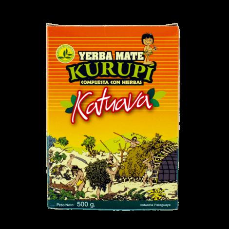 Yerba Mate - Kurupi Katuava 0,5kg