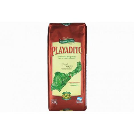 Yerba Mate - Playadito Despalada - 0,5kg