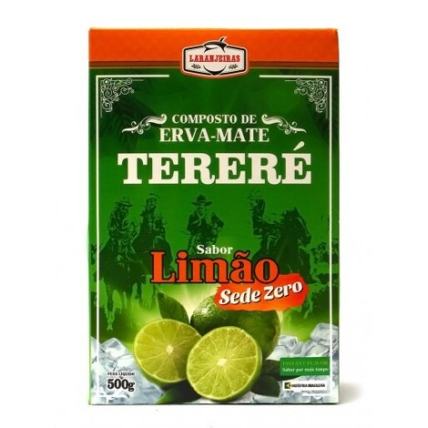 Yerba Mate - Laranjeiras Terere Limonka - 0,5 kg