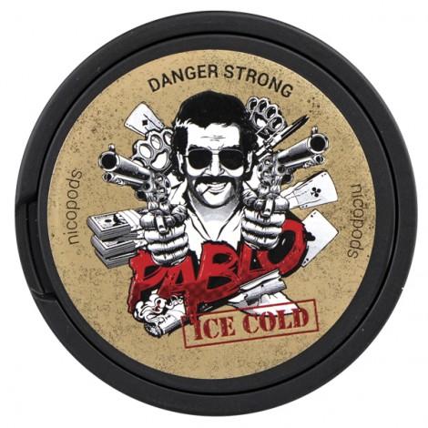 Biały Snuss - Pablo ICE COLD