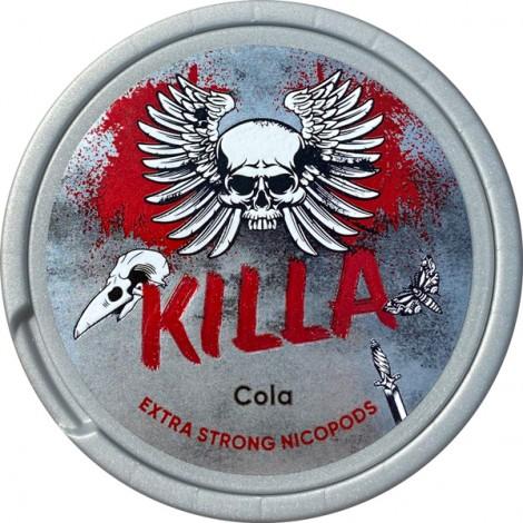 Biały Snuss - KILLA Cola