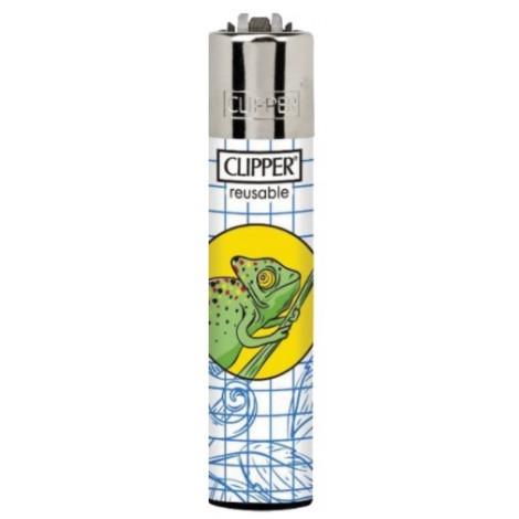 Zapalniczka Clipper - Drawing Animals 1