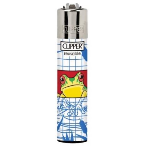 Zapalniczka Clipper - Drawing Animals 4