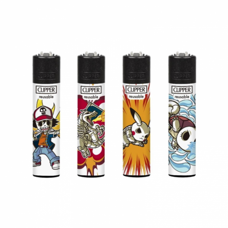 Zapalniczka Clipper - Pokemon 4
