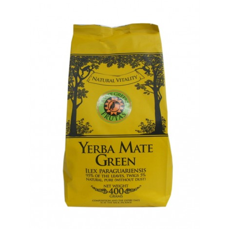 Yerba Mate Green FRUTAS - 400 g.