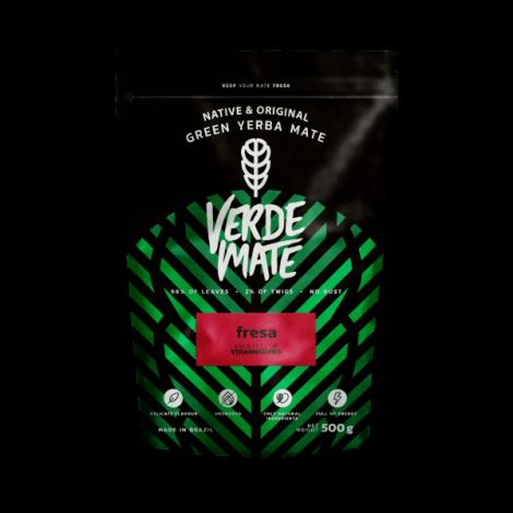 Yerba Mate - VERDE MATE Fresa 0,5kg