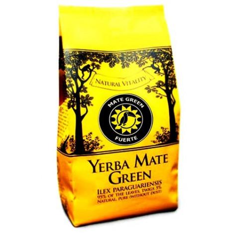 Yerba Mate Green FUERTE - 200 g.