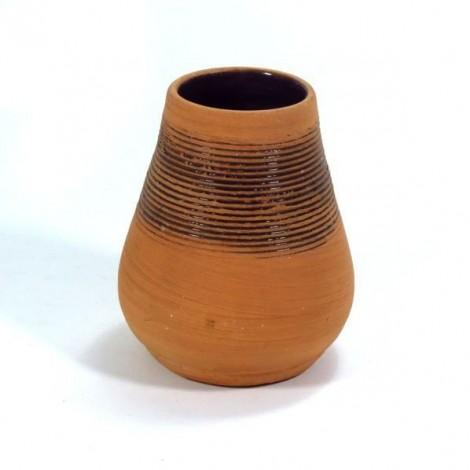 Matero Ceramiczne Gliniane do Yerba Mate - 200 ml