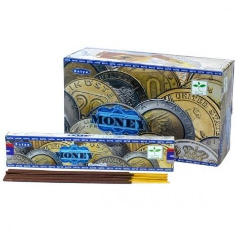 Kadzidełka SATYA - Money 15g