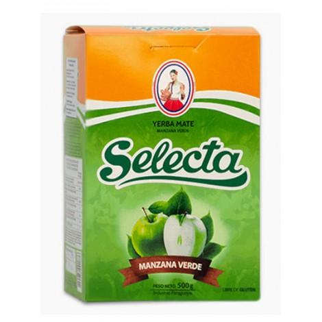 Yerba Mate Selecta - Jabłkowa - 0,5kg