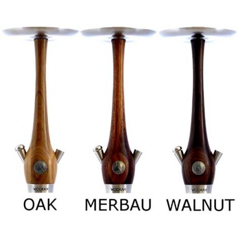 SHISHA WOOKAH - Classic Walnut  (Orzech) 65cm