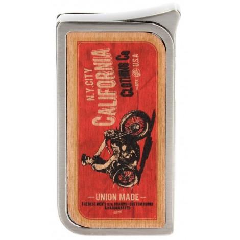 Zapalniczka Płomieniowa - Retro Motorbike