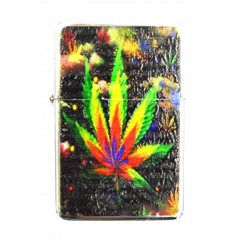 Zapalniczka Benzynowa - LSD Leaf