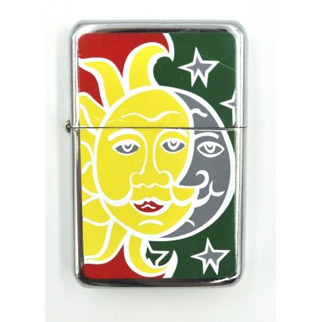 Zapalniczka Benzynowa - Sun/Moon