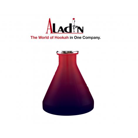 Dzban do Shishy Aladin Bogota/Numea - Czarny/Czerwony