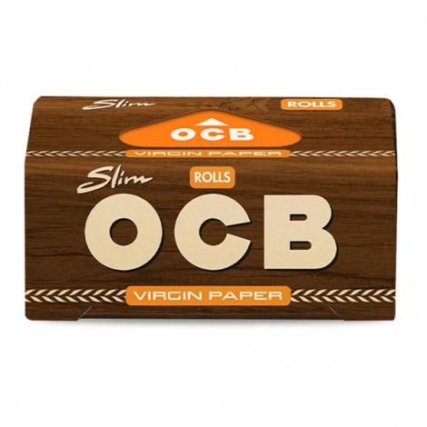 Bibułki OCB Brown Rolls