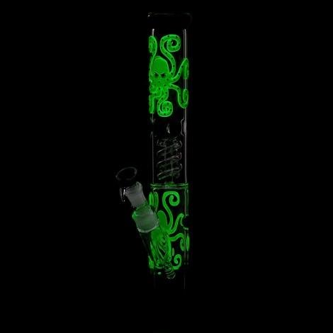 Bongo LED z Dyfuzorem GG - Octopoda Series Yellow 43cm