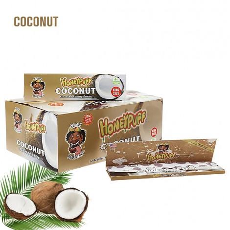 Bibułki Smakowe HONEYPUFF - Kokos