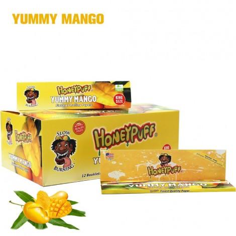 Bibułki Smakowe HONEYPUFF - Mango