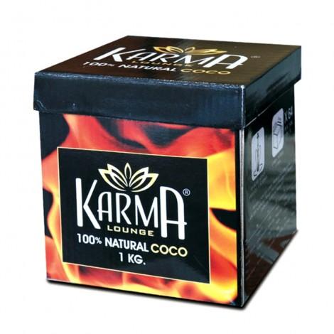 Węgiel do Shishy Kokosowy - KARMA 1Kg