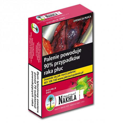 Melasa do Shishy Nakhla 50g - Double Red