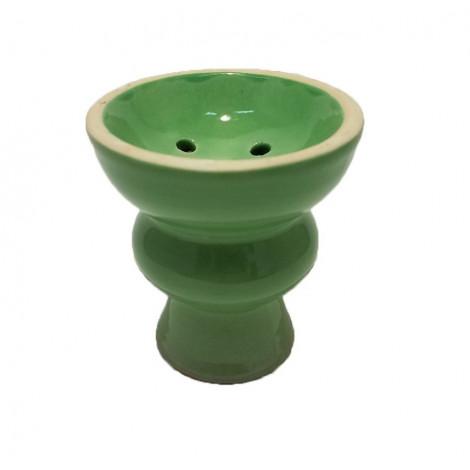 Cybuch do Shishy Duży -  Zielony