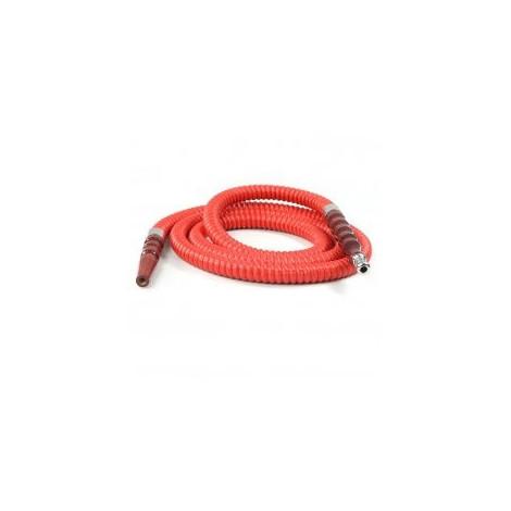 Wąż do Shishy 160cm - Czerwony