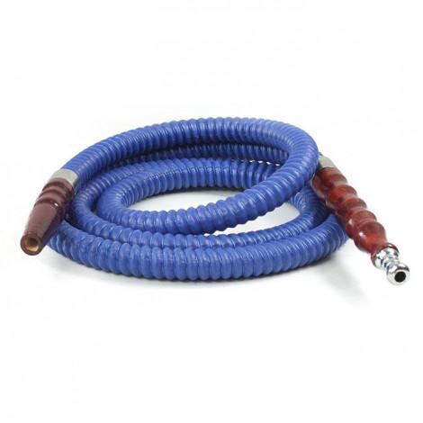 Wąż do Shishy 160cm - Niebieski