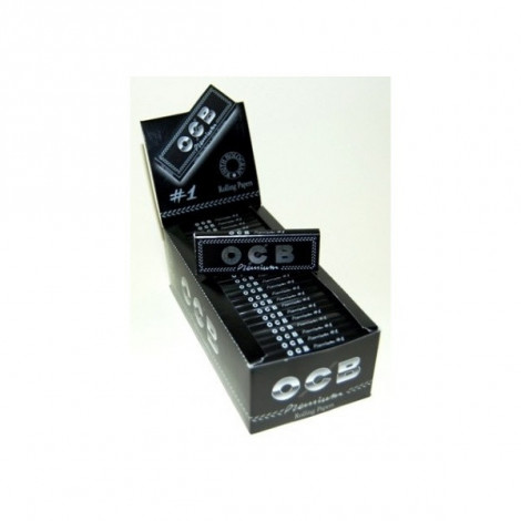 Bibułki OCB No1 - Krótkie