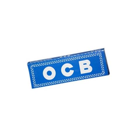 Bibułki OCB Niebieskie