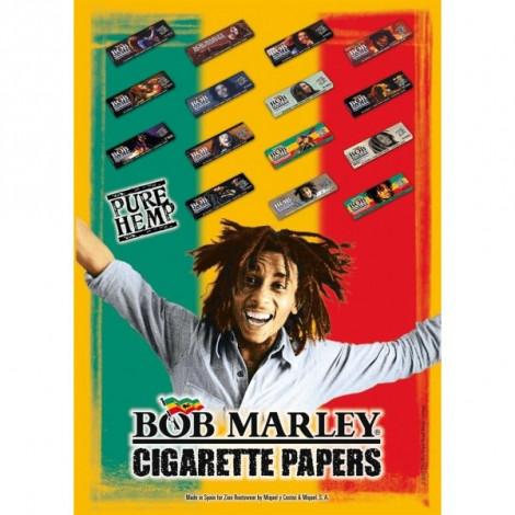 Bibułki Bob Marley Slim